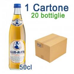1 Cartone Club-Mate 50cl - 20 Bottiglie