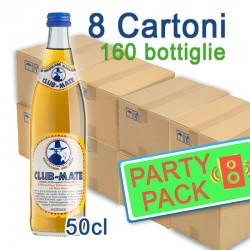 8 Cartoni Club-Mate 50cl - 160 Bottiglie