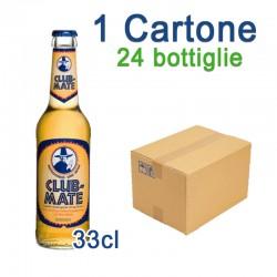 1 Cartone Club-Mate 33cl - 24 Bottiglie