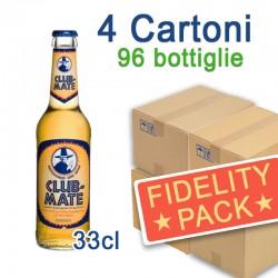 4 Cartoni Club-Mate 33cl - 96 Bottiglie