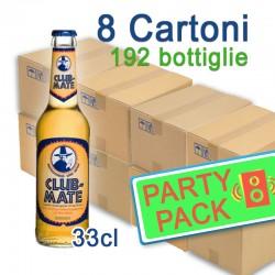8 Cartoni Club-Mate 33cl - 192 Bottiglie